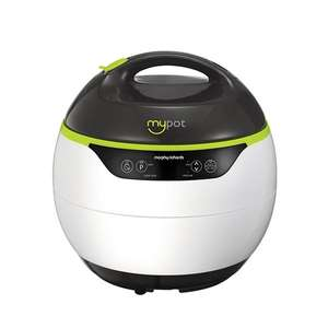 MyPot Pressure Cooker £47.99 with a two year guarantee + Free delivery, using code @ Morphy Richards