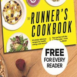 Free Runner's Cookbook special edition magazine download at Hearst magazines