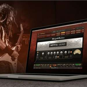 Free AmpliTube Metal for all IK Newsletter Subscribers