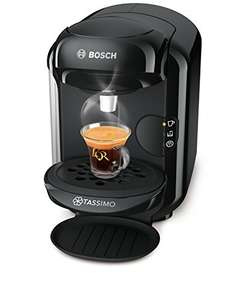 Bosch TASSIMO Vivy 2 TAS1402GB Coffee Machine, 1300 Watt, 0.7 Litres - Black - £39.99 delivered @ Amazon