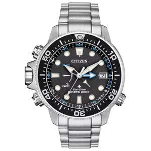 Citizen Promaster Men's Stainless Steel Bracelet Watch BN2031-85E - £249 delivered @ Ernest Jones