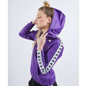Womens KAPPA hoodie a Foot Locker (XS only) for £19.99 (£5 delivery or free for FLX members)
