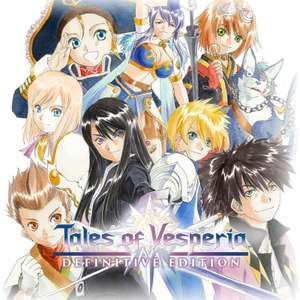Tales of Vesperia: Definitive Edition PC (Steam) £10.50 at Gamersgate