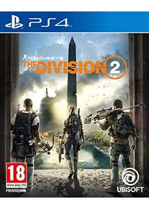 Tom Clancy's The Division 2 (PS4) for £6.48 Delivered @ Base