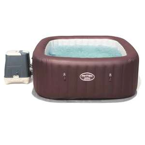 Lay-Z-Spa Maldives Hydro Jet Pro - Up To 7 People £953.99 Sports Direct