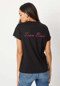 George team bride t shirt £3 Free click and collect