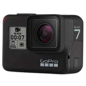 GoPro HERO7 Black Action Camera £199.97 at Jessops
