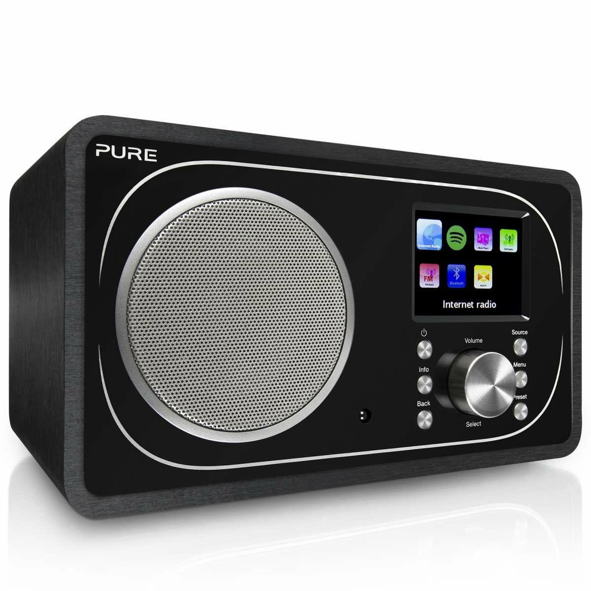 Pure Digital Evoke F3 DAB+ FM Radio with Bluetooth - £95.99 With Code @ Hughes