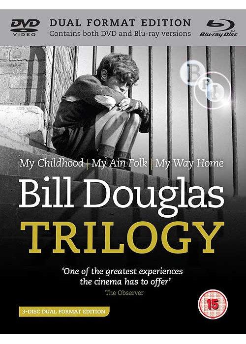 BFI: Bill Douglas Trilogy Boxset Dual Format DVD + Bluray - £7.99 @ Base.Com