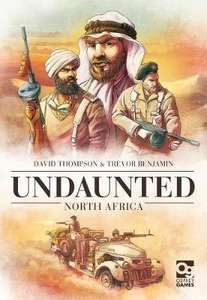 Undaunted North Africa - Board Game - £19.94 del @ A Great Read