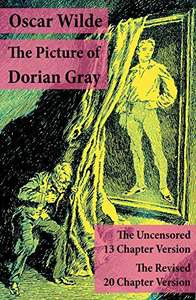 The Picture of Dorian Gray Kindle Edition by Oscar Wilde - free @ Amazon