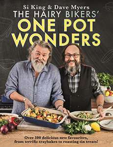 The Hairy Bikers' One Pot Wonders: Over 100 delicious new favourites! 99p - Kindle Edition Amazon