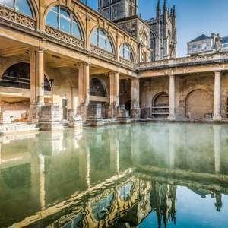 Bath & NE Somerset Residents can get free entry into the Roman Baths throughout July @ Roman Baths