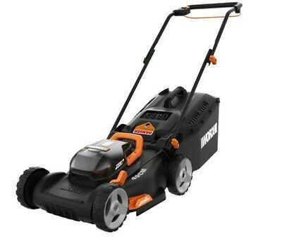 WORX 40v cordless 40cm lawnmower reduced to £229.99 from Positecworx / ebay