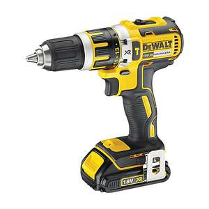 DEWALT DCD795S1-GB 18V 1 X 1.5Ah Li-Ion Brushless Cordless Combi Drill for £98 delivered @ Wickes
