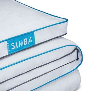 Simba Hybrid Super King Duck Down Duvet (260 x 220 cm) (90% down,10% feathers) - £85 Sold by Simba Sleep and Fulfilled by Amazon