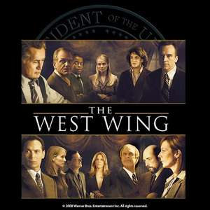 The West Wing complete 7 series (156 episodes) just £34.99 on Google Play
