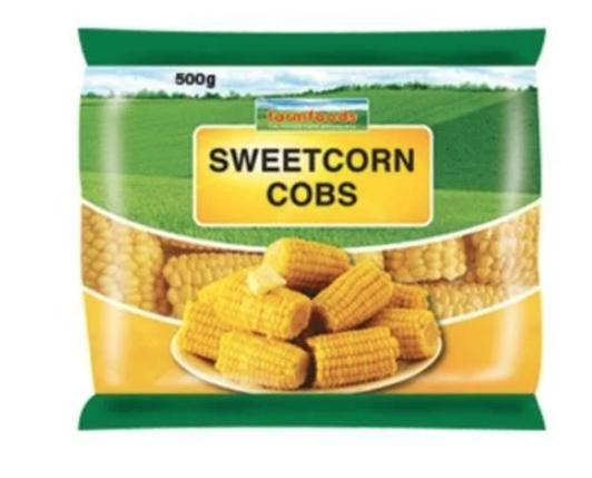Frozen corn on cobs - 59p instore @ Farmfoods