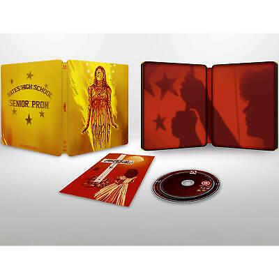 Carrie - Blu-ray Steelbook - £14.99 at TheEntertainmentStore eBay