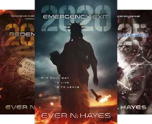 2020 Trilogy by Ever N Hayes FREE on Kindle @ Amazon