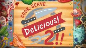 [Steam] Cook, Serve, Delicious! 2!! - £1.49 @ Fanatical