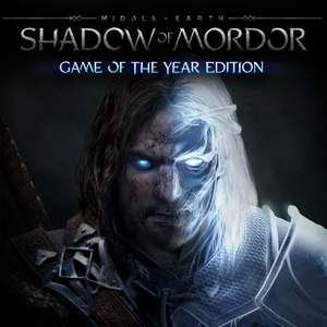 Middle-earth: Shadow of Mordor-Game of the Year Edition - £9.59 @ Playstation Network