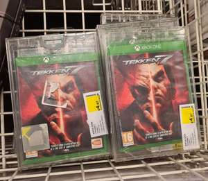 Tekken 7 Xbox One Instore £4.97 at Leyton Currys PC World
