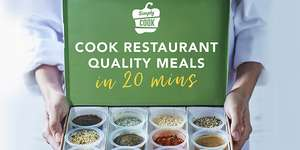 £3 Cooking Food Box Simply Cook