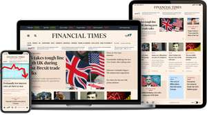 Free 6 months access to Financial Times for NHS workers