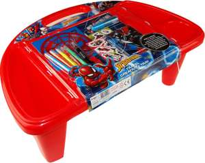 Spider-Man travel creative tray - £3.75 instore at Tesco coulby Newham