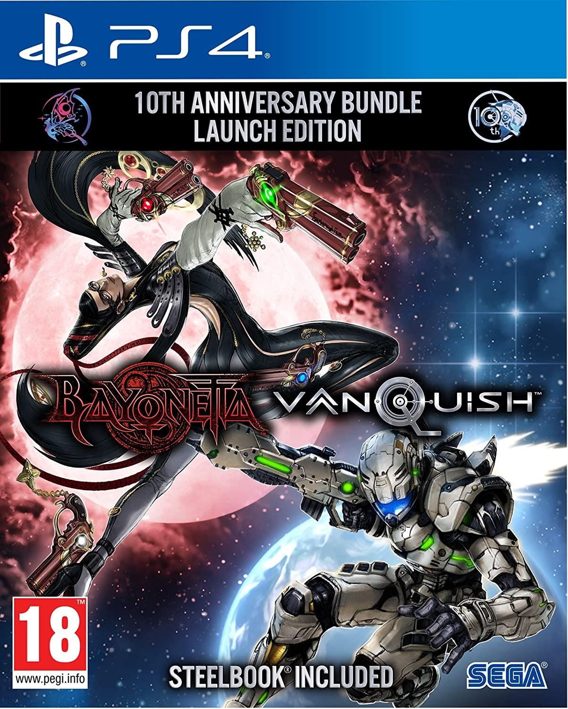 Bayonetta / Vanquish 10th anniversary ps4 - £20.99 @ Amazon