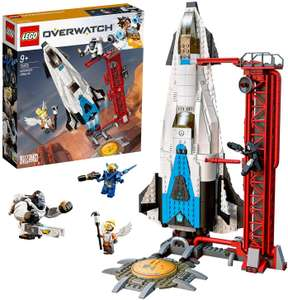 LEGO Overwatch Watchpoint: Gibraltar Toy - 75975 for £40 @ Argos free click and collect (selected store locations)