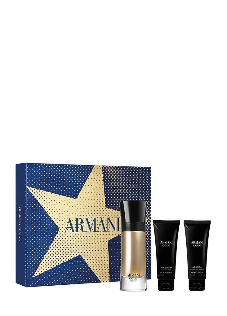 Armani Code Absolu 60ml Eau de Parfum Mens Aftershave Gift Set - £30 Boots clearance