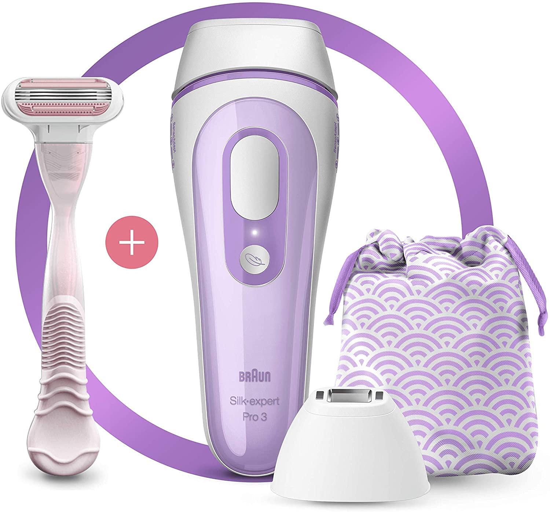 Braun IPL Silk Expert Pro 3 PL3132 Latest Generation - £224.99 @ Amazon