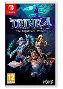 Trine 4: The Nightmare Prince (Nintendo Switch) £12.85 Delivered @ Base