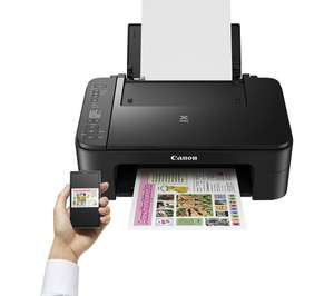 CANON PIXMA TS3150 All-in-One Wireless Inkjet Printer £34.99 at Currys PC World
