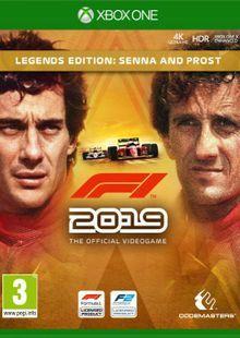 [Xbox One] F1 2019 Legends Edition Senna and Prost - £12.99 @ CDKeys