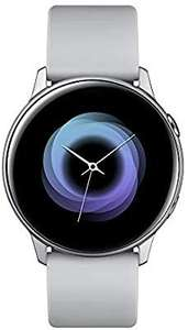 New Samsung Galaxy Watch Active 40mm Silver Smartwatch - £129.99 Delivered @ Amazon