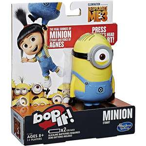 Despicable Me 3 Minion Bop It Kids Toy Game £9 @ Yankee Bundles