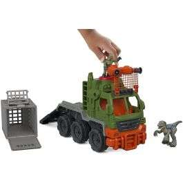 Imaginext Jurassic World Dino Hauler £23.99 delivered @ Bargain Max