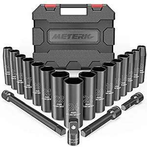 Impact 20pc Socket Set - £35.99 Sold by Highfunny and Fulfilled by Amazon