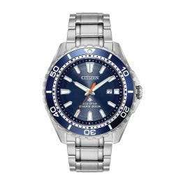 Citizen eco blue dial promaster diver 200m men's watch £179 @ Fraser hart