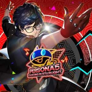 [PS4] Persona 5: Dancing In Starlight / Persona 3: Dancing In Moonlight - £12.49 each @ PlayStation Store