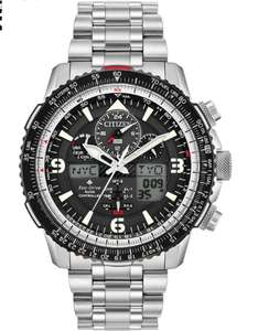 Mens Citizen Promaster Skyhawk A-T Radio Controlled Alarm Chronograph Watch JY8070-54E £329.25 @ Watch shop