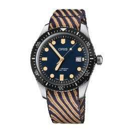 Oris Diver's Sixty-Five (CLEAN-UP) Special Edition 42MM Watch @ Fraser Hart for £1085