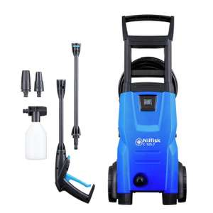Nilfisk Compact 125 Pressure Washer - 1500W at Argos for £100 + free Click and Collect