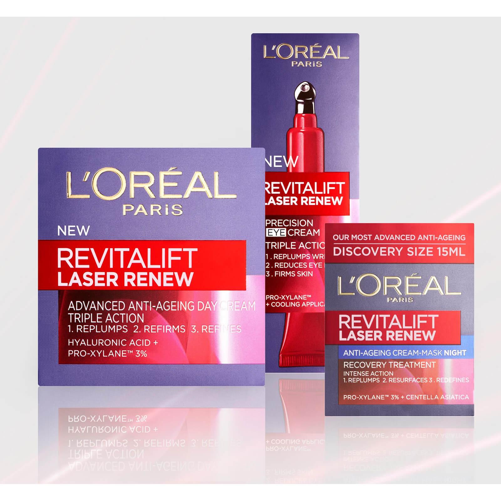 L'Oréal Paris Revitalift Laser Renew Anti-Ageing Skincare Moisturiser Set a Look Fantastic for £20.99 (£2.95 delivery)