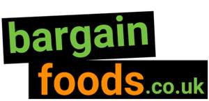 25% off of everything until Sunday with code at Bargain Foods