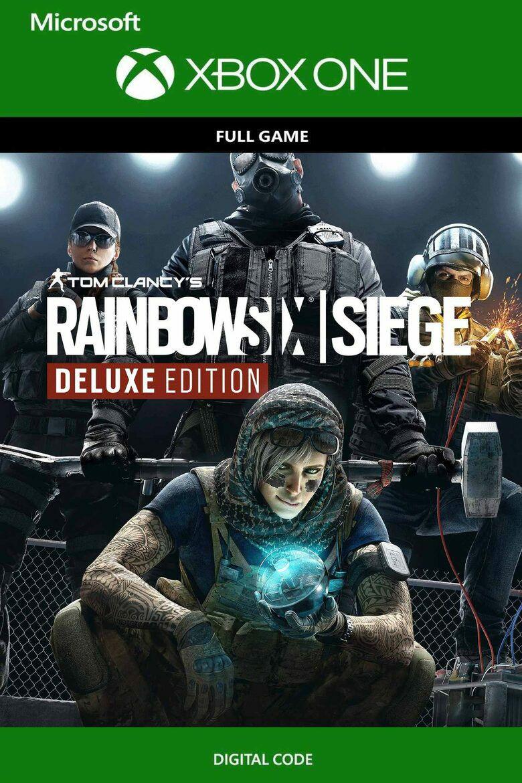Tom Clancy's Rainbow Six Siege Deluxe Edition - Xbox One - £8.78 @ Eneba / cod boutique