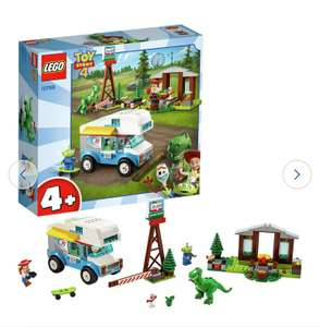 LEGO Toy Story 4: RV Vacation 10769 - £15 + Free Click & Collect at Argos